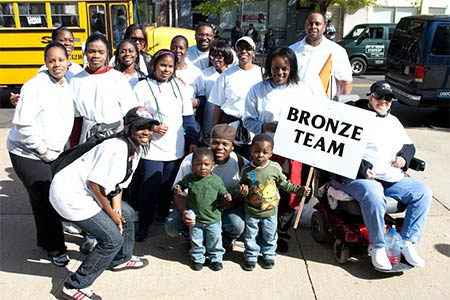 Newark golden broom 2004
